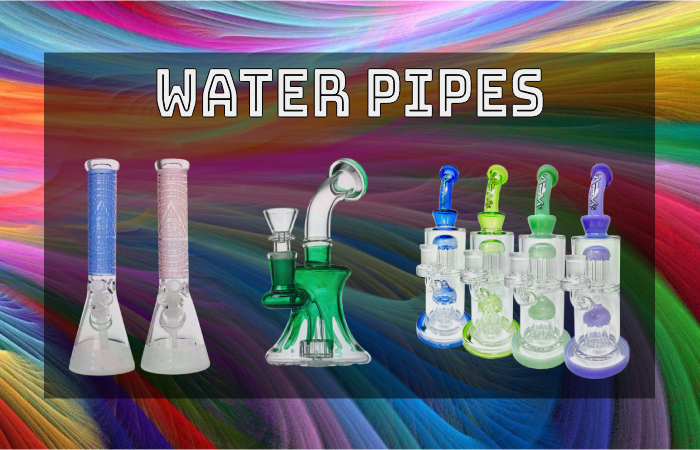 Waterpipe, water, pipe, pipes, glass