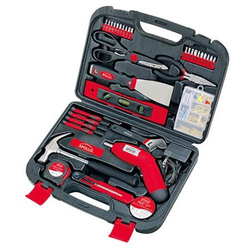 135pc Household Tool Kit