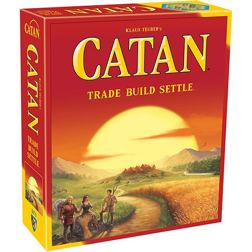 Catan Board Game Ages 10+ Years