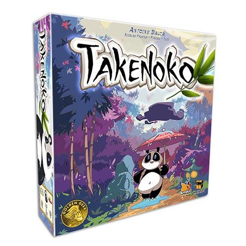 Takenoko Board Game Ages 8+ Years