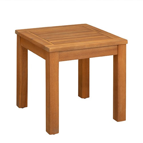 Lio/Oslo Wooden Side Table