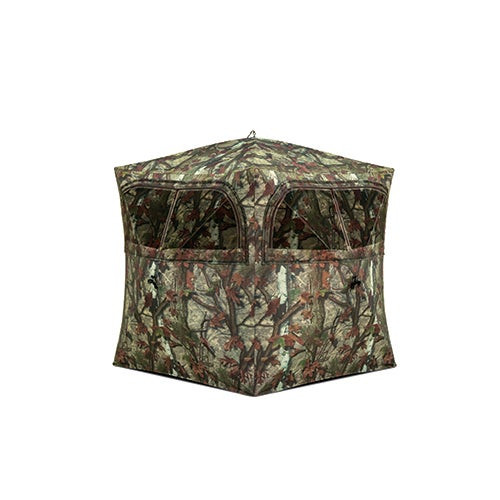 Grounder 250 Hunting Blind w/ Bloodtrail Woodland Camo