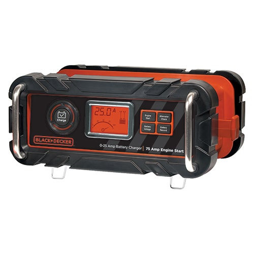 75A Engine Start Battery Charger