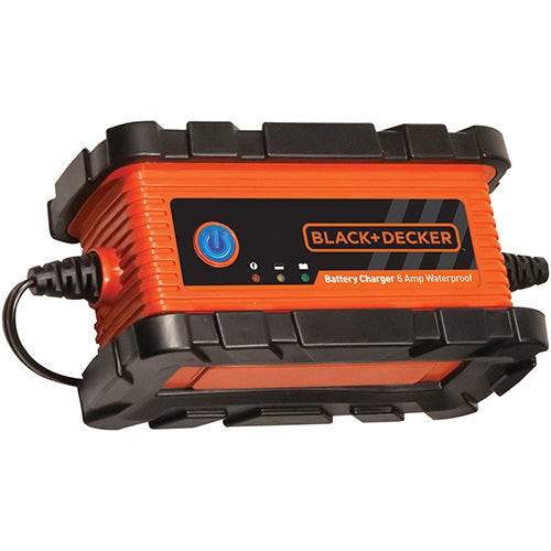 6 Amp Waterproof Battery Charger