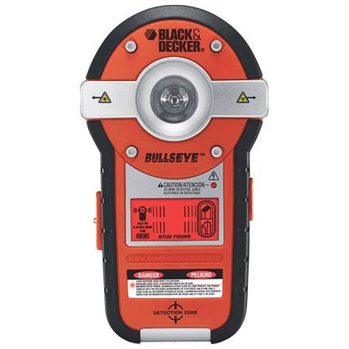 BullsEye Auto Leveling Laser w/ Stud Sensor