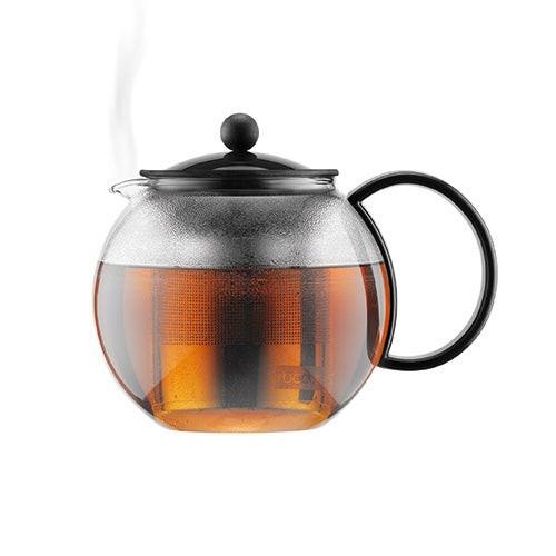Assam Tea Press w/ Stainless Steel Filter