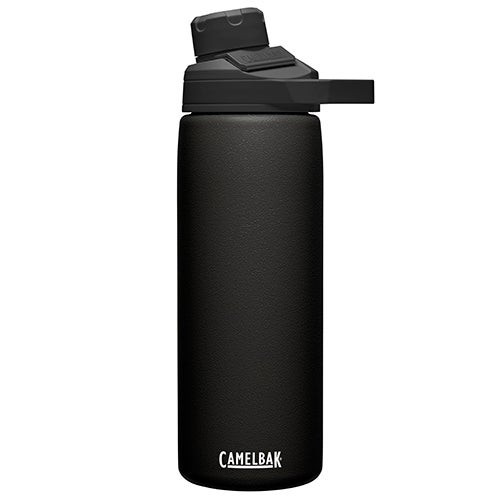 Chute Mag 20oz Vacuum Insulated Stainless Steel Bottle Black