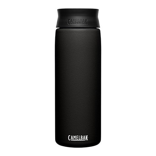 Hot Cap 20oz Vacuum Insulated Stainless Steel Bottle Black