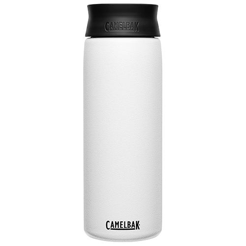 Hot Cap 20oz Vacuum Insulated Stainless Steel Bottle White