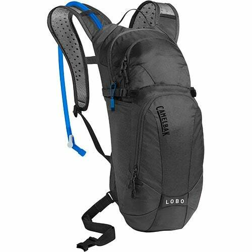 Lobo 100oz Hydration Pack Cycling - Black