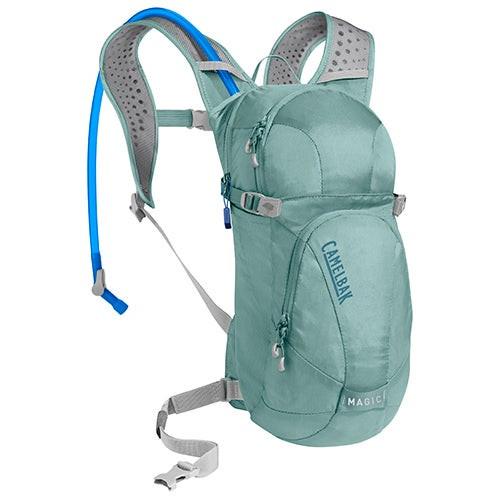 Ladies Magic 70oz Hydration Pack Cycling - Blue/Blue Haze