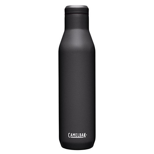 Horizon 25oz Stainless Steel Vacuum Insulated Wine Bottle Black