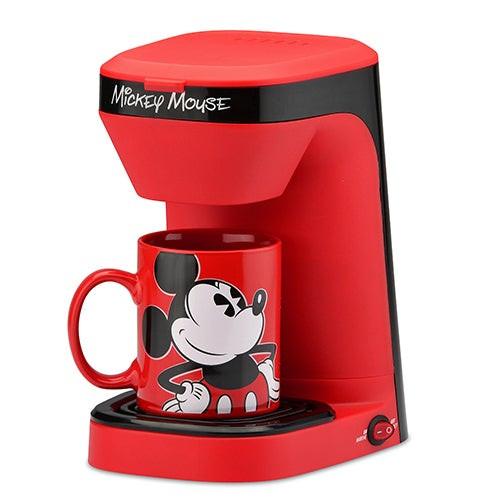 Mickey Mouse Coffeemaker w/ Mug