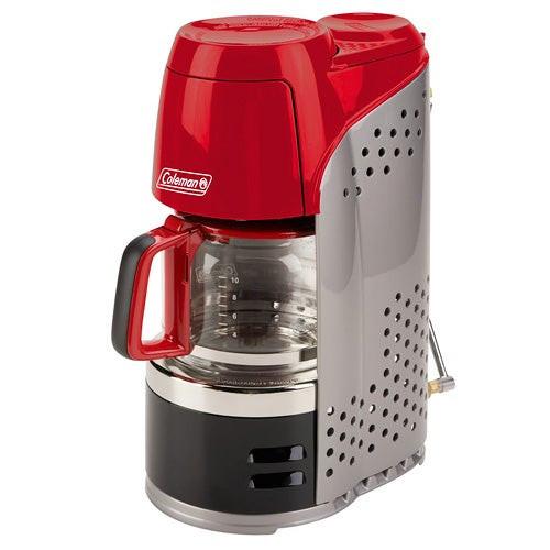 10 Cup Portable Propane Coffeemaker