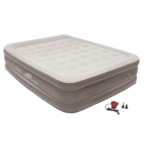 SupportRest Plus PillowStop High Airbed Queen