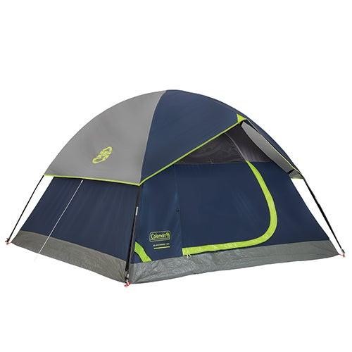 3-Person Sundome Tent Navy/Gray