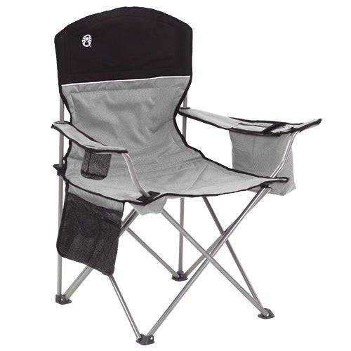 Cooler Quad Chair Black/Gray