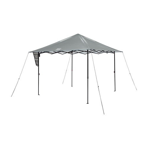 OneSource 10x10 Canopy Shelter w/ LED Lighting & Rechargeable Battery
