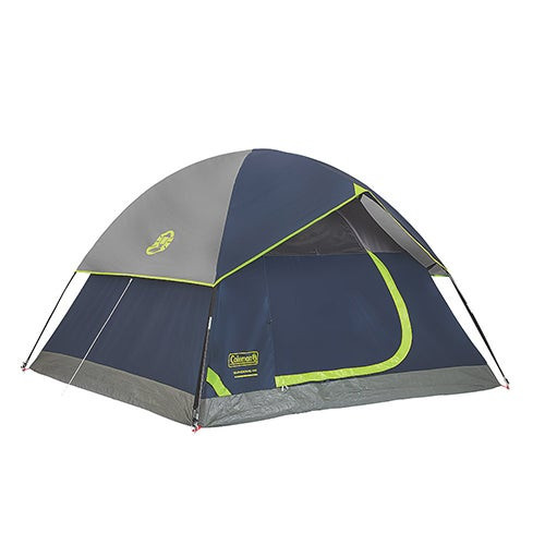 9ft x 7ft Sundome 4 Person Dome Tent
