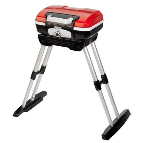 Petit Gourmet Portable Gas Grill with VersaStand