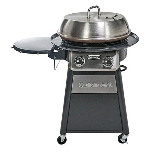 360-Degree Griddle Propane Cooking Center
