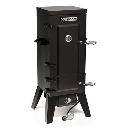 "36"" Vertical Propane Gas Smoker"