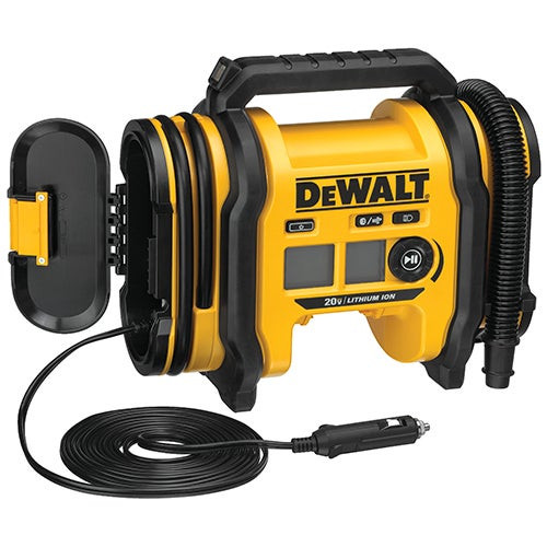 20V MAX Cordless/Corded Inflator - Tool Only