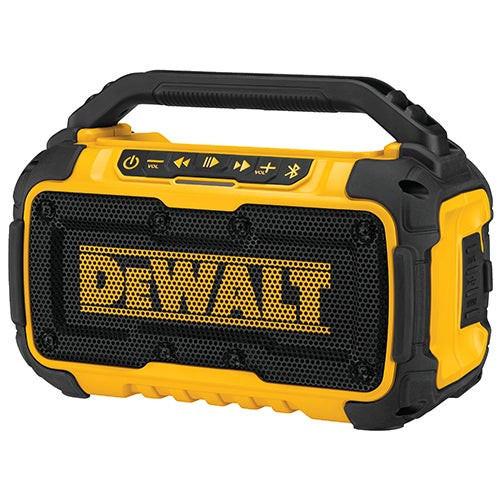 12V/120V MAX Jobsite Bluetooth Speaker