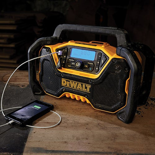 12V/20V MAX Bluetooth Jobsite Radio