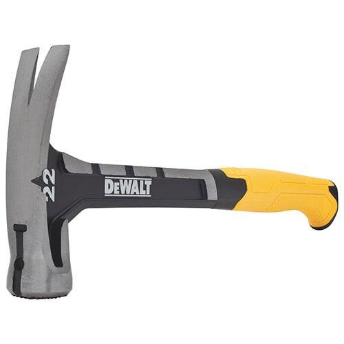 DeWalt 22oz Single Piece Steel CF Hammer