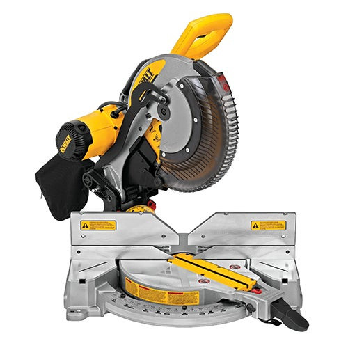 """15 Amp 12"""" Double-Bevel Compound Miter Saw"""