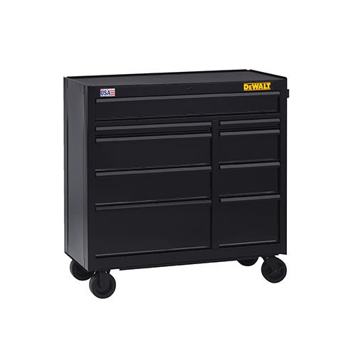 """41"""" 9-Drawer Rolling Tool Cabinet"""