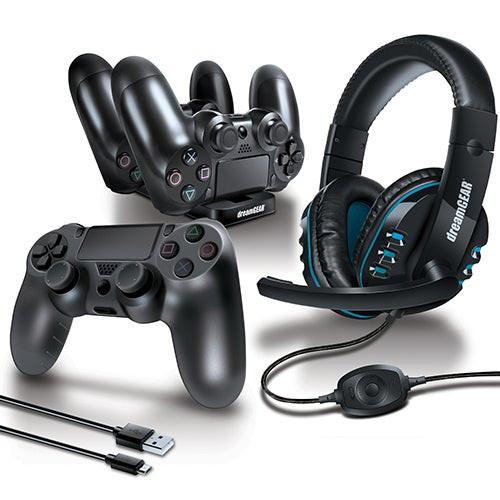 Advanced Gamer Kit for PS4