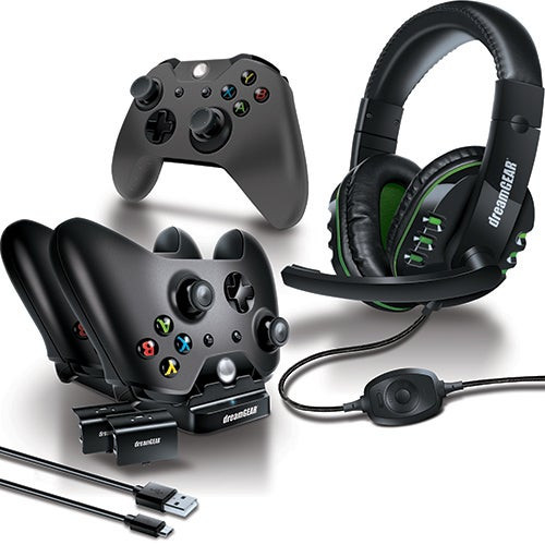 8pc Gaming Accessory Kit