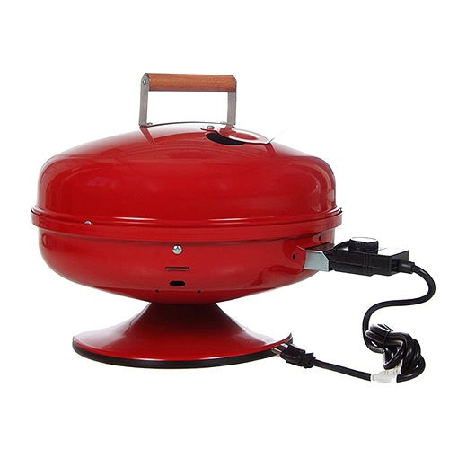 Electric Lock N Go Grill Red