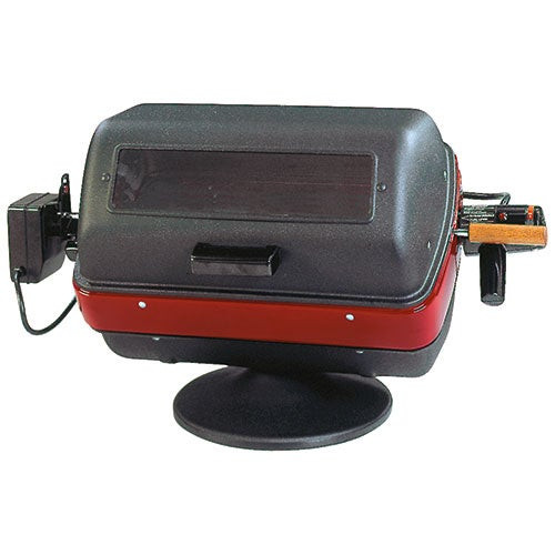 Deluxe Electric Table Top Grill w/ Rotisserie