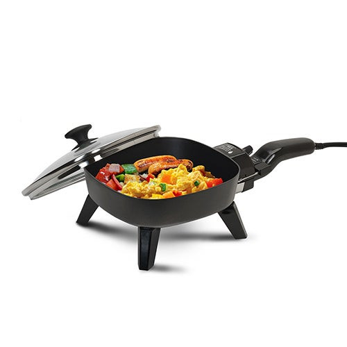"""7"""" Personal Electric Skillet"""