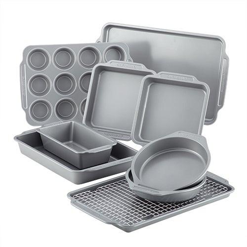 10pc Nonstick Bakeware Set