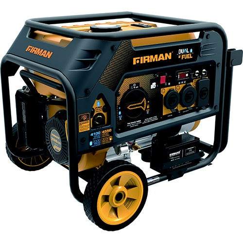 Dual Fuel 3650 Watt Generator