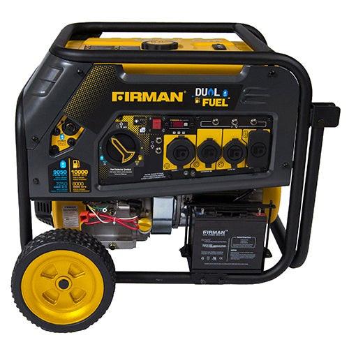 Hybrid Dual Fuel 439cc 8000/7250 Watt Generator