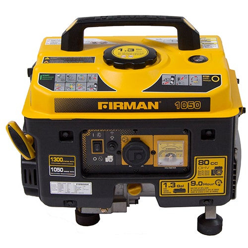 Pro Series 80cc 1050W Portable Generator