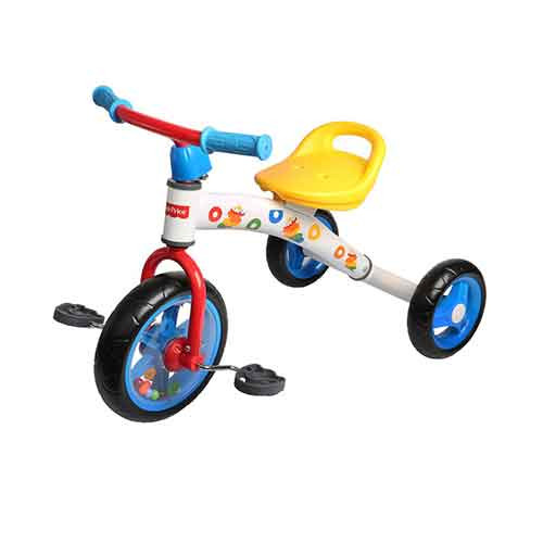 Trike with Balls in Front Wheel Ages 3+ Years