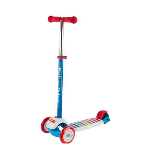 Xylophone Scooter w/ Lights & Sound Ages 4+ Years