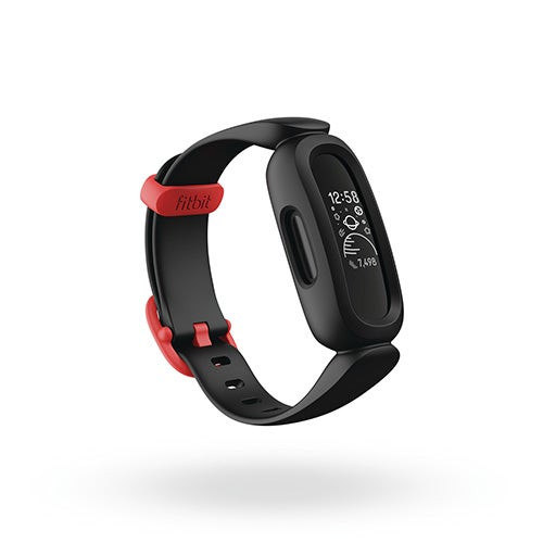 Kids Ace 3 Activity Tracker Black/Red