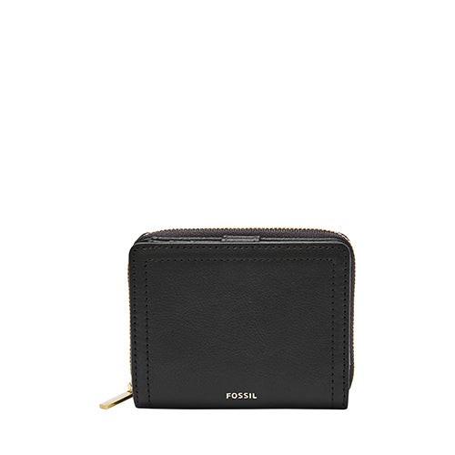 Logan RFID Multifunction Wallet Black