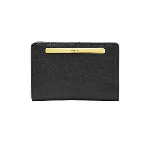 Ladies Liza Multifunction Wallet Black
