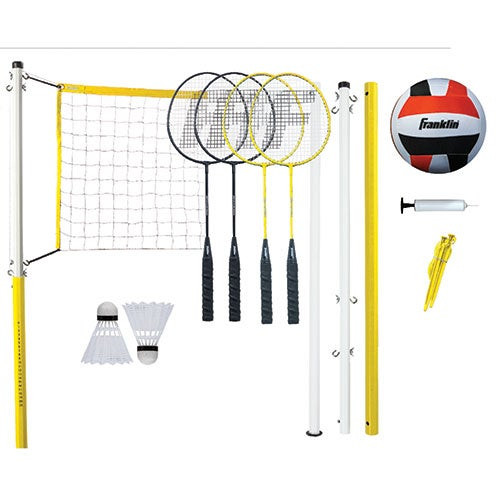 Family Volleyball/Badminton Set