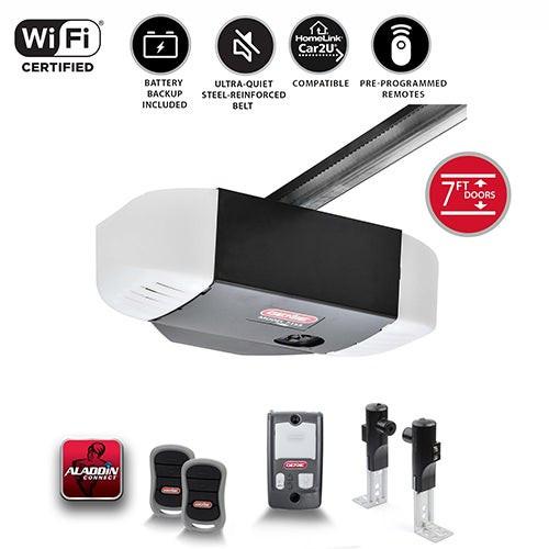 1.25HP StealthDrive Connect Smart Garage Door Opener