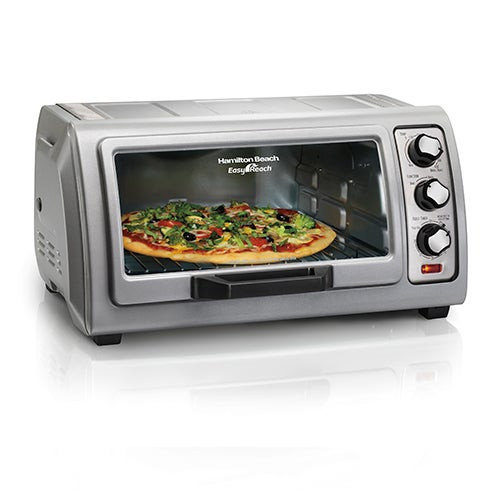 6 Slice Easy Reach Toaster Oven