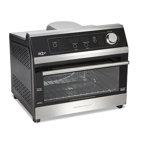 Digital Air Fryer Toaster Oven, 6 Slice Capacity